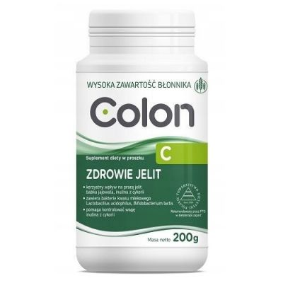 COLON C proszek 200 g