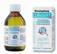 CURAPROX CURASEPT ADS 205 Płyn do płukania jamy ustnej 200 ml