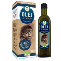 DARY NATURY Olej junior EKO 250ml