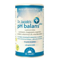 DR JACOBS PH Balans PLUS proszek 300 g