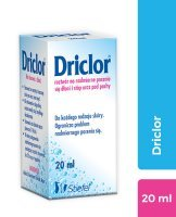 DRICLOR SOLUTION antyperspirant roll-on 20 ml