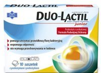DUO-LACTIL JUNIOR 10 saszetek