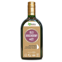EKAMEDICA FOOD Olej arachidowy 350 ml