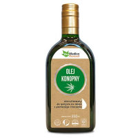 EKAMEDICA FOOD Olej konopny 350 ml