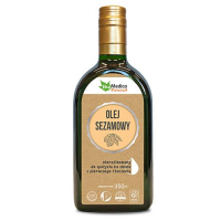 EKAMEDICA FOOD Olej sezamowy 350 ml