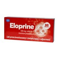 ELOPRINE 500 mg 30 tabletek