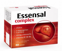 ESSENSAL COMPLEX 40 tabletek