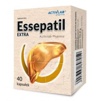 ESSEPATIL EXTRA 40 kapsułek Activlab Pharma