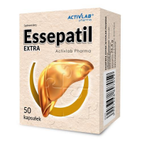 ESSEPATIL EXTRA 50 kapsułek Activlab Pharma