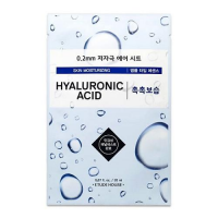 ETUDE HOUSE HYALURONIC ACID 0.2 THERAPY AIR MASK Maska nawilżająca Kwas Hialuronowy 20 ml