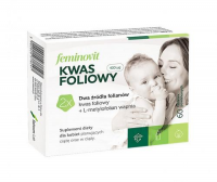FEMINOVIT FOLIANY 60 tabletek