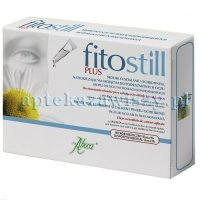 FITOSTILL PLUS krople do oczu 10 fiolek po 0,5 ml