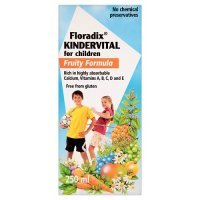 FLORADIX KINDERVITAL tonik 250 ml