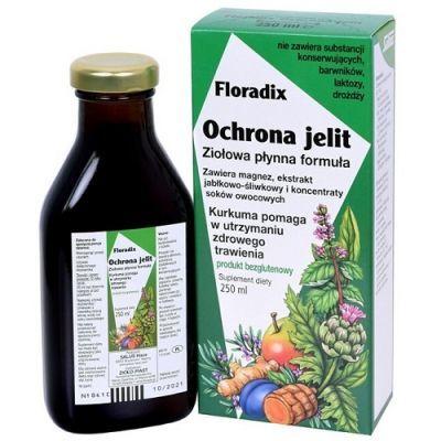 FLORADIX OCHRONA JELIT płyn 250 ml