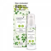 FLOS-LEK GREEN FOR SKIN serum z natką 3w1 30 ml