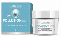 FLOS-LEK POLLUTION ANTI Krem lipo-naprawczy na noc 50 ml