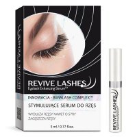 FLOS-LEK REVIVE LASHES stymulujące serum do rzęs 5 ml