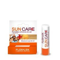 FLOS-LEK SUN CARE Pomadka ochronna do ust