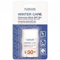 FLOS-LEK WINTER CARE Stick Ochronny SPF50+ 16 g