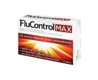 FLUCONTROL MAX 10 tabletek