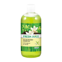 FRESH JUICE Żel pod prysznic LEMONGRASS & VANILLA 500ml
