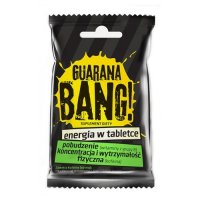 GUARANA BANG 2 tabletki