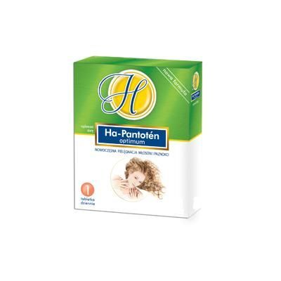 HA-PANTOTEN OPTIMUM  60 tabletek