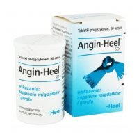 HEEL ANGIN-HEEL SD 50 tabletek