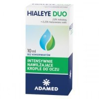 HIALEYE DUO krople do oczu 10 ml
