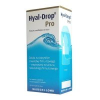HYAL-DROP PRO krople do oczu 10 ml