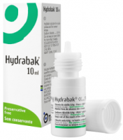 HYDRABAK krople do oczu 10 ml