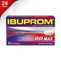 IBUPROM RR 400 mg 24 tableteki