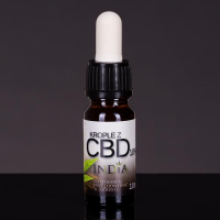 INDIA krople z CBD 10% 10 ml