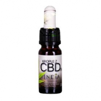 INDIA krople z CBD 5% 10 ml