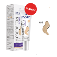 IWOSTIN CORRECTIN CAPILIN Fluid 02 30 ml