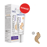 IWOSTIN CORRECTIN CAPILIN Fluid 03 30 ml