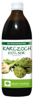 KARCZOCH Sok 500 ml ALTER MEDICA