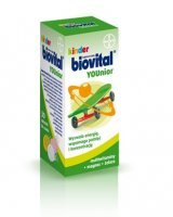 KINDER BIOVITAL YOUNIOR 30 tabletek do ssania
