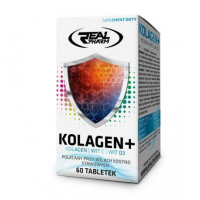 KOLAGEN PLUS 60 tabletek Real Pharm