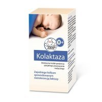KOLAKTAZA krople 10 ml