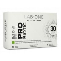 LAB ONE N°1 PROBIOTIC 30 kapsułek