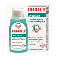 LACALUT SENSITIVE Płyn do płukania ust 300 ml