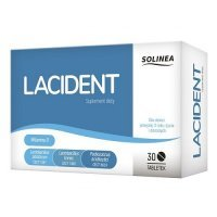 LACIDENT 30 tabletek