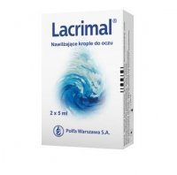 LACRIMAL 14 mg/ml krople do oczu 10 ml