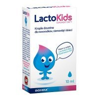 LACTOKIDS krople 10 ml