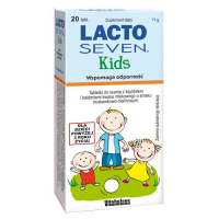 LACTOSEVEN KIDS 20 tabletek do ssania