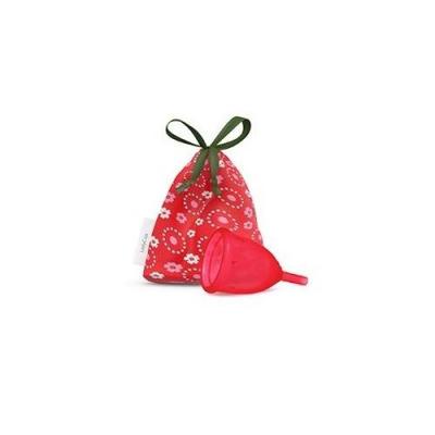 0f945f12a4 LADY CUP kubeczek menstruacyjny WILD CHERRY (dzika wiśnia) ROZMIAR S ...