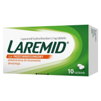 LAREMID 2 mg 10 tabletek