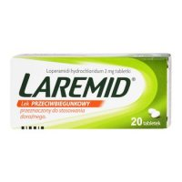 LAREMID 2 mg 20 tabletek