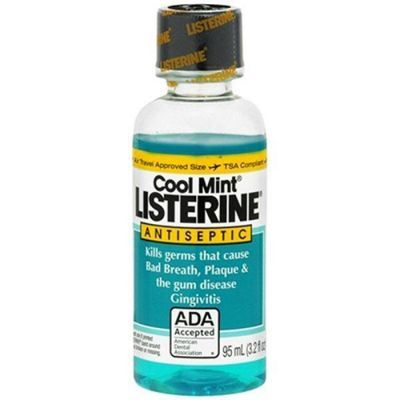 LISTERINE COOLMINT 95 ml